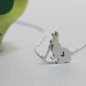 Personalized Initial Necklace, Per..