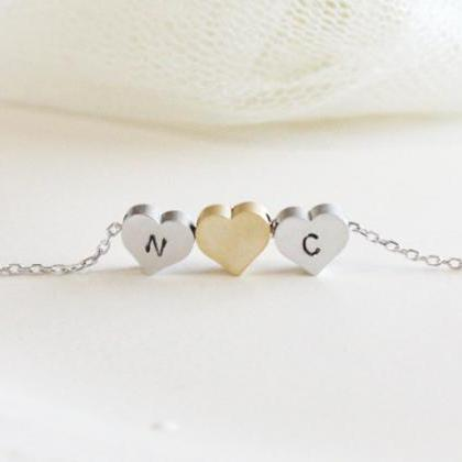 Personalized initial three heart ne..